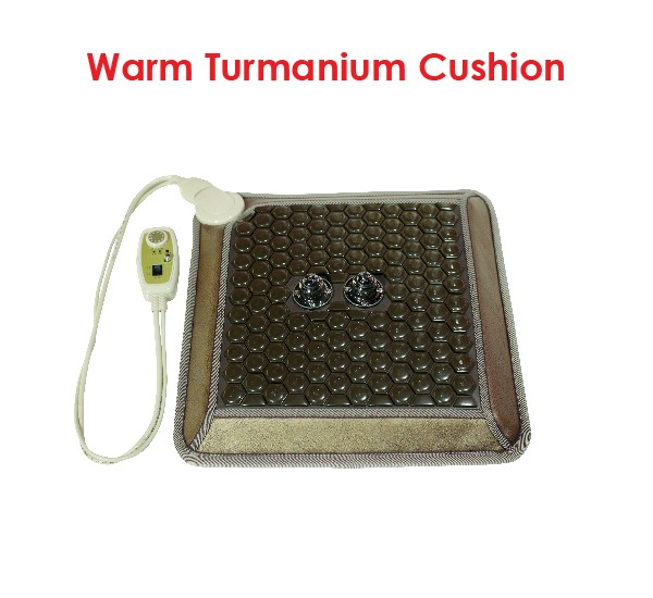 Warm Tourmanium Cushion