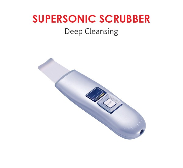Supersonic Scrubber