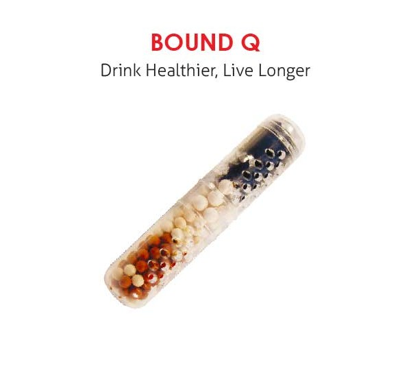 BoundQ Hydrogen Rich Water Stick (1pc) - alat pemurnian kandungan air