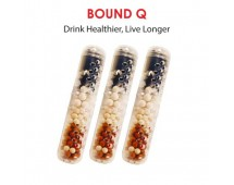 BoundQ Hydrogen Rich Water Stick (3pc) - alat pemurnian kandungan air