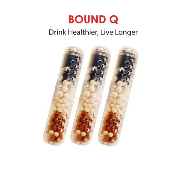 Bound-Q Hydrogen Rich Water Stick (3 Pcs)
