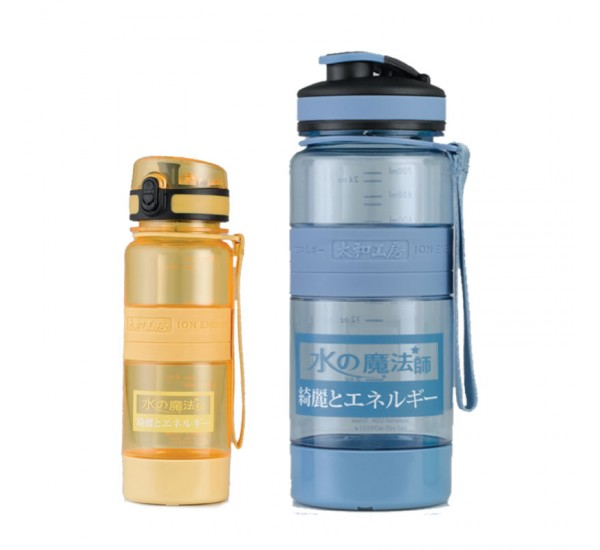 Magic Energy Ion Bottle - Twin Pack (500ml & 1000ml)