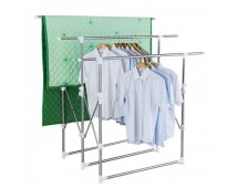 Liveo Telescopic In Row Clothes Hanger LV738