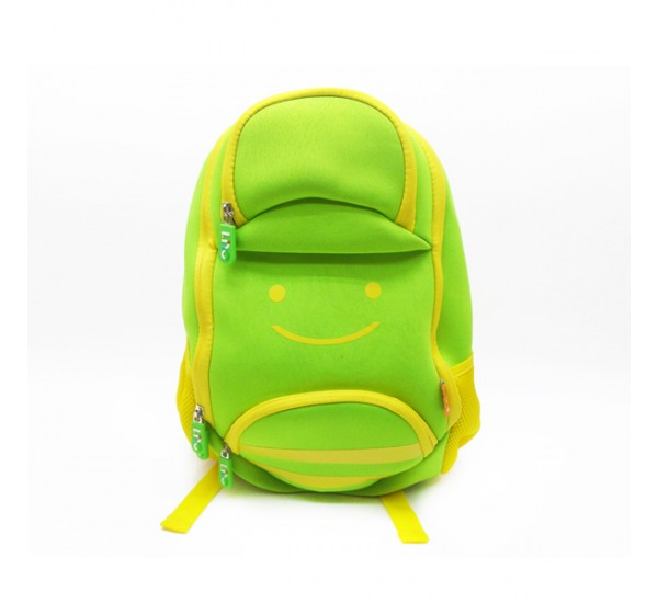 Tas Lino Kids Backpack-Bee Style Green - Tas Anak