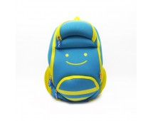 Tas Lino Kids Backpack-Bee Style Blue - Tas Anak
