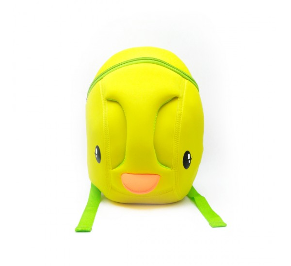 Tas Lino Kids Backpack-Duck Style Yellow